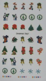 Christmas Nail Stickers (1)