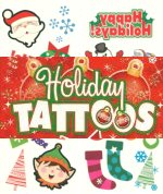 Christmas tattoo selection: Small Gift Pack
