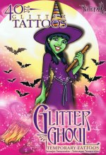 Glitter Ghoul Halloween tattoo Gift Pack