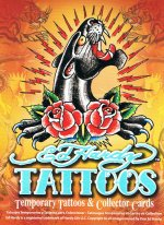 Ed Hardy tattoo & collector card gift pack  (51)