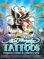Ed Hardy tattoo & collector card gift pack  (55)