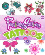 Fantasy Garden small gift pack - pack 2