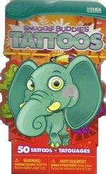 3D gift pack Snuggle Buddies collection: 50 Tattoos (New Designs)