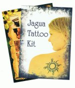 Jagua Gel Tribal Designs Kit