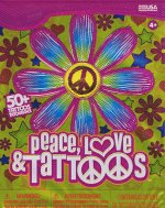 Peace, Love and Tattoos gift pack
