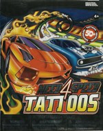 Need4Speed Tattoos - boys gift pack