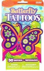 3D gift pack Butterfly Tattoos (New Designs)
