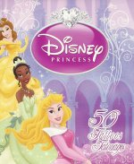 Disney Princess Collection 2: 50 tattoo Gift Pack