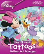 Disney Best Friends - 50 tattoo Gift Pack