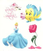 Disney Princess collection  sheet 1