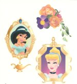 Disney Princess collection sheet 3