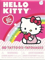 Hello Kitty tattoos Gift Pack