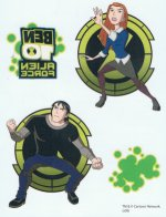 Ben 10 collection alien force 113