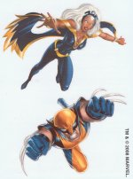 Marvel Superheroes Wolverine and the X-men