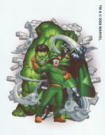 Marvel Superheroes Hulk