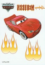Disney Cars collection Lightening McQueen 2