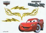 Disney Cars collection Lightening McQueen 3