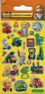 Bob the Builder: 6 sheet party pack