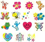 A Large Selection of Tattoos for Girls 120 Tattoos