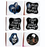 Glow in the dark Grim Reaper: 12 pack