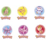 Pokemon Tattoos pack of 6