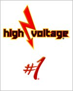 High Voltage - zip through the water swimming tattoos