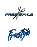 Freestyle swimming tattoos