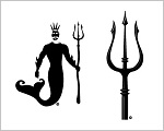 Poseidon 2 swimming tattoos