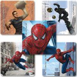 Spiderman 3 stickers: 15 stickers