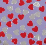Heart Confetti - 5g bag