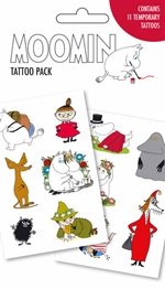 MOOMIN Character tattoo pack