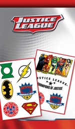 Justice League tattoo pack