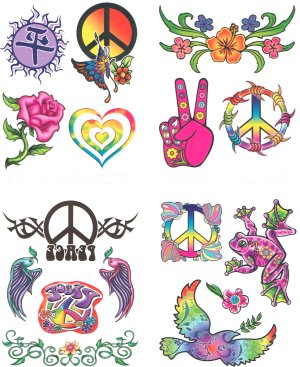 Love and Peace gift pack  (2)