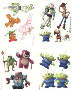 Disney Pixar Toy Story 3  Collection 2