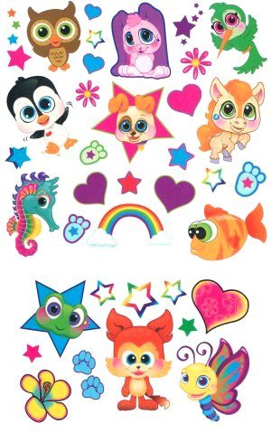 Kids Tattoos Uk UK's largest selection of children's temporary removable