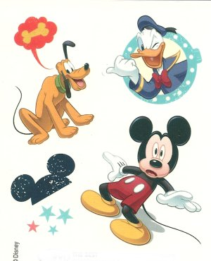 Disney Best Friends collection sheet 2
