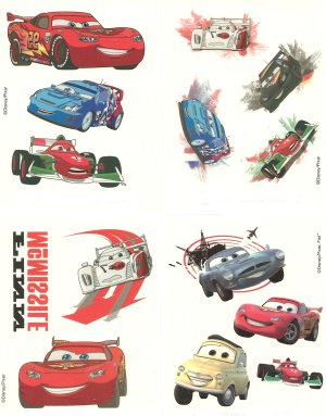 Disney Pixar Cars 2 Collection 1