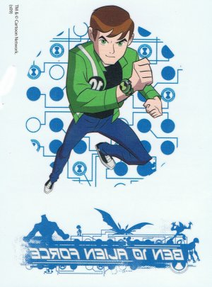Ben 10 collection alien force 115