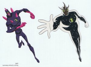 Ben 10 collection alien force 118