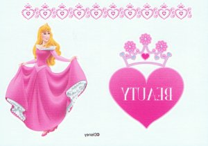 Disney Princess collection: Beauty