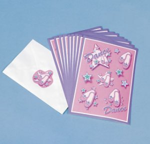 Fun Girl 'Dance Stickers'