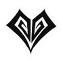Tribal Heart temporary tattoo
