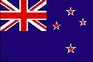 The Flag of New Zealand tattoo