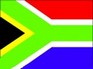 The Flag of South Africa tattoo