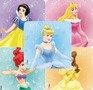 Disney Princess Stickers - mega pack of 20 Stickers