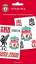 Liverpool Football supporters tattoo pack