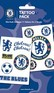 Chelsea Football supporters tattoo pack