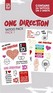 ONE DIRECTION - tattoo pack 1